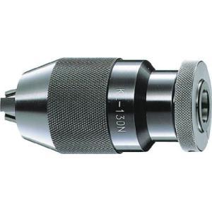 TRUSCO ニューキーレスチャックツカミ能力0.5〜14mm KL-130N|maeki
