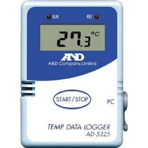 A&D 温度データーロガー8000メモリー AD-5325|maeki