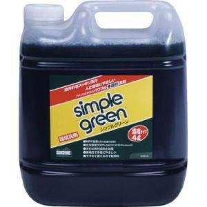 KDS シンプルグリーン4L詰替ボトル SGN-4L