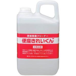 サラヤ 便座除菌クリーナー 便座きれいくん 3L 50279|maeki