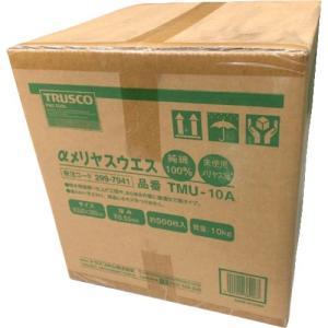 TRUSCO αメリヤスウエス10kg TMU-10A|maeki