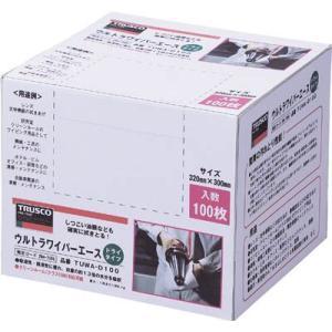 TRUSCO ウルトラワイパーエースドライ TUWA-D100 maeki