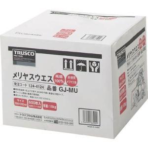 TRUSCO メリヤスウエス10Kgタイプ GJ-MU maeki