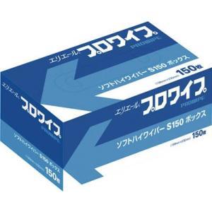 エリエール エリエールプロワイプソフトハイワイパーS150BOX36個入 703129|maeki