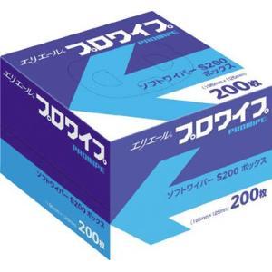 エリエール エリエールソフトワイパーS200BOX72個入り 703128|maeki