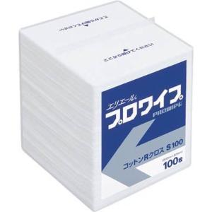 エリエール プロワイプ コットンRクロス S100 30パック入 623247|maeki