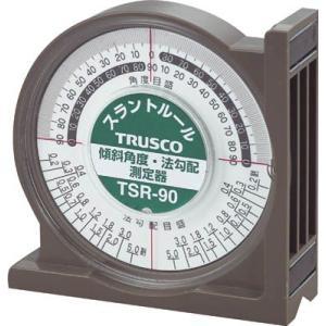 TRUSCO スラントルール TSR-90|maeki