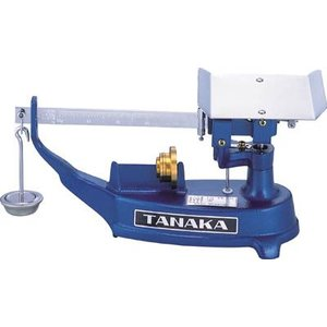 TANAKA 上皿桿秤 並皿 2kg TPB-2|maeki