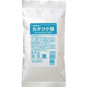 サラヤ 嘔吐物凝固処理剤カタヅケ隊 50066|maeki