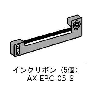 A&D コンパクトプリンタ用インクリボン AX-ERC-05-S|maeki