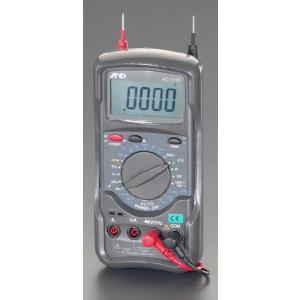 エスコ [デジタル]マルチテスター EA707AD-10