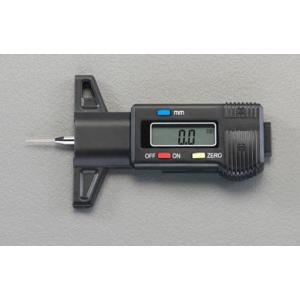 エスコ [0-10mm]デジタル簡易膜厚計 EA725VA-1|maeki
