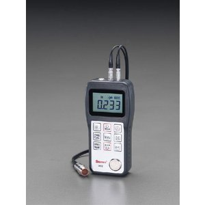 エスコ 1.00〜300mm超音波厚さ計 EA706X-10|maeki