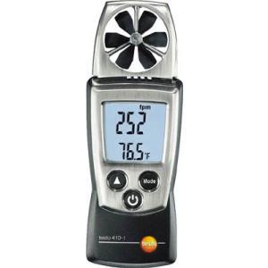 テストー ポケットラインベーン式風速計 TESTO-410-1|maeki