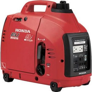 HONDA 防音型インバーター発電機・900VA(交流/直流) EU9IT1JN3