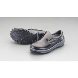 エスコ 23.5cm安全靴 EA998VD-23.5