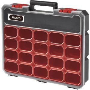 TRUSCO 大型樹脂パーツボックス・S TPBS-420|maeki