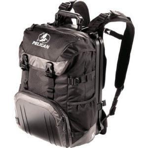 PELICAN スポーツエリートラップトップバックパック・S100・黒 S100BK|maeki