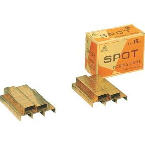 SPOT ステープル・15X35 SS-15|maeki