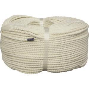 ユタカ ロープ・綿ロープ巻物・10Φ×200m C10-200|maeki