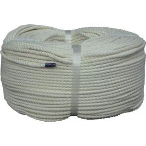 ユタカ ロープ・綿ロープ巻物・5Φ×200m C5-200|maeki