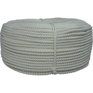 ユタカ ロープ・綿ロープ巻物・8Φ×200m C8-200|maeki