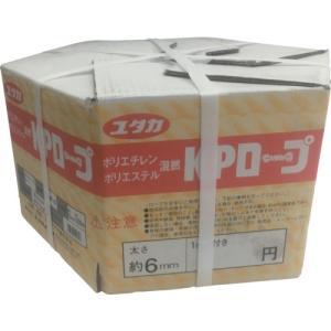 ユタカ KPメーターパックロープ・6mm×200m KMP-6|maeki