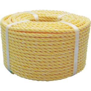 ユタカ ロープ・KPロープ万能パック・6Φ×50m(1巻=1PK) KPN650|maeki