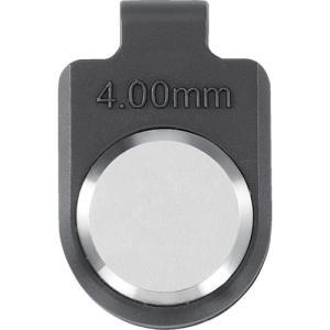 A&D 超音波厚さ計用4.00mm相当試験片 AD3255-01|maeki
