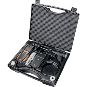 テストー 燃焼排ガス分析計testo310セット・卓上式赤外線プリンタ付 05633110|maeki