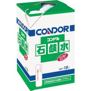 コンドル (手洗い用洗剤)石鹸水・18L C58-18LX-MB maeki