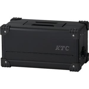 KTC 両開きメタルケース(ブラック) EK-10AGBK|maeki