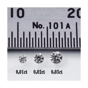 ダイヤモンド0,02ct 追加加工用 加工費込み|maestrokan|02