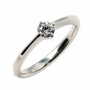 プラチナ0,2ct ダイヤリング(結婚指輪)|maestrokan