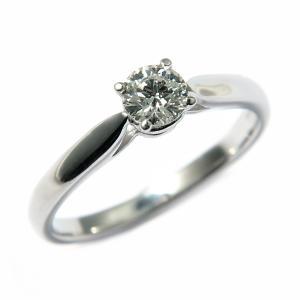 プラチナダイヤリング 0,3ctUP F SI2 VERYGOOD(結婚指輪)|maestrokan