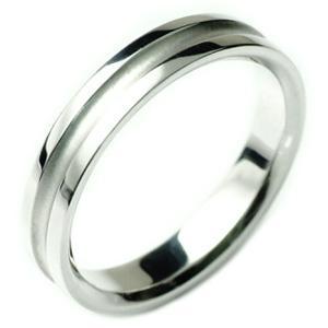 プラチナ900 ペア、マリッジリング(結婚指輪)M04PT サイズ7〜28|maestrokan