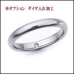 チタンリングTIRDEL03 製造販売 コンピューター彫刻無料 ペアリング マリッジリング 結婚指輪  |maestrokan|04