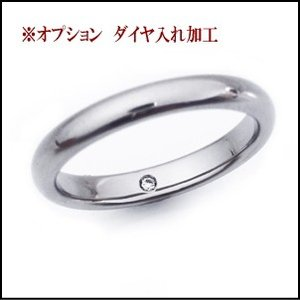 チタンリングTIRDEL04 製造販売 コンピューター彫刻無料 ペアリング マリッジリング 結婚指輪  |maestrokan|04