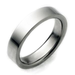 チタンリングTIRF04 ペアリング マリッジリング 結婚指輪 製造販売 コンピューター彫刻無料|maestrokan