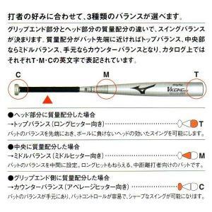 軟式バット ミズノ(MIZUNO) ビヨンドマックスギガキング 1CJBR13483 (トップバランス) 83cm/平均700g|maesupo|03