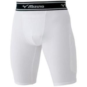 ミズノ(MIZUNO) スライディングパンツ ファウルカップ収納式ジュニア ミドルシルエット カラー/ホワイト 52CP30001|maesupo