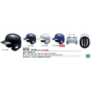 ゼット(ZETT) 【防具関連】 硬式野球用バッティングヘルメット|maesupo