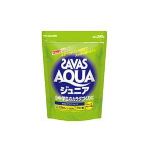 ザバス 【プロテイン・サプリメント】 アクア ジュニア (200g)|maesupo