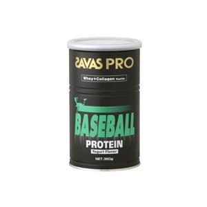 ザバス 【プロテイン・サプリメント】 プロシリーズ(プロテイン) ベースボールプロテイン スタンダード(360g)|maesupo