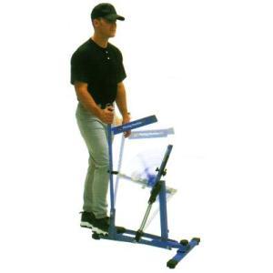ルイスビルスラッガー 野球トレーニング用品 パーフェクトピッチ キッチリ君 L60111J (組み立て式)|maesupo
