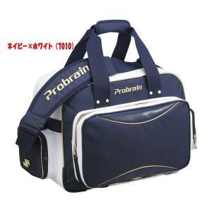 エスエスケイ(SSK) 【セカンドバッグ】 PBA1100 プロブレインショルダーバッグ カラー:ネイビー×ホワイト(7010)|maesupo
