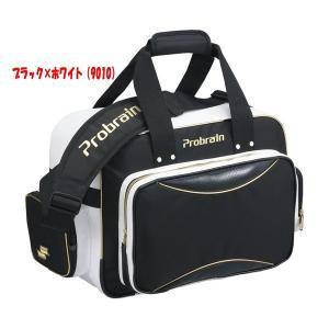 エスエスケイ(SSK) 【セカンドバッグ】 PBA1100 プロブレインショルダーバッグ カラー:ブラック×ホワイト(9010)|maesupo