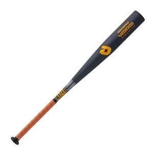 軟式バット DeMARINI(ディマリニ) VOODOO(ヴードゥ) WTDXJRRVD カラー/Dブラック 84cm/680g平均 (トップバランス) 高校軟式野球対応モデル|maesupo