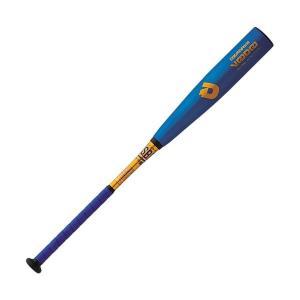 限定少年軟式用バット DeMARINI(ディマリニ) VOODOO(ヴードゥ) WTDXJRRVJ 77cm/580g平均 トップバランス(J号球対応バット)|maesupo
