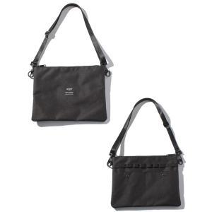 【ラプラスボックス(ユニセックス)】anello 高密度杢調ポリサコッシュバッグ|MAGASEEK PayPayモール店